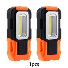 LED Flashlight Torch Multifunctional Home Use Magnetic Flexi
