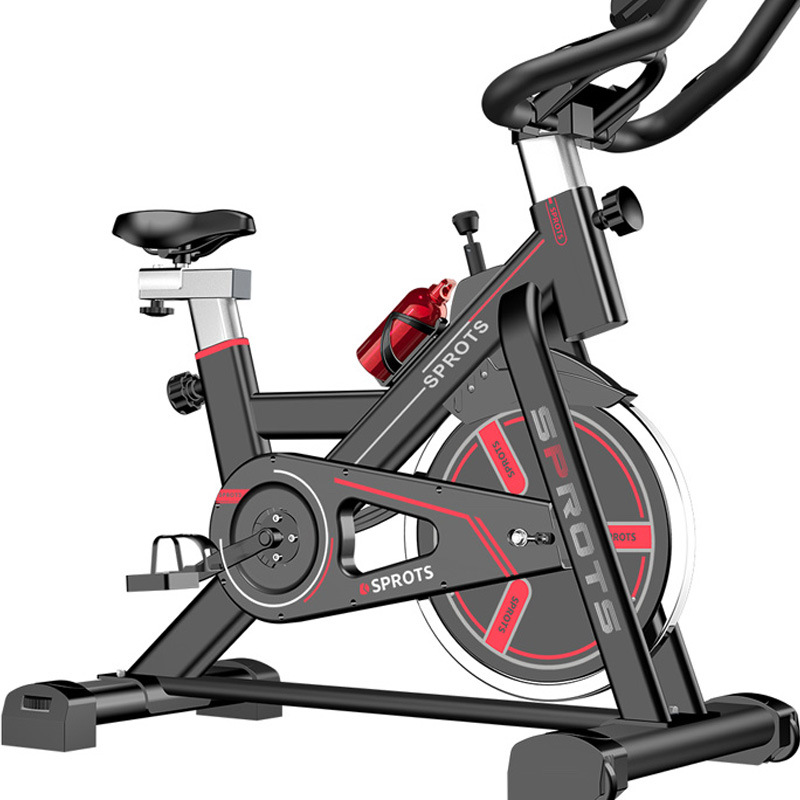 Spinning Female Fitness Bike Home Noise-free Pedal Indoor Sports Bike Weight Loss Gym Special Equipment