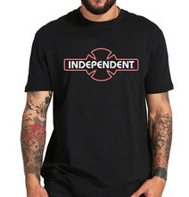 Camiseta deportiva de monopatín para hombre y mujer, camisa con cuello redondo, informal