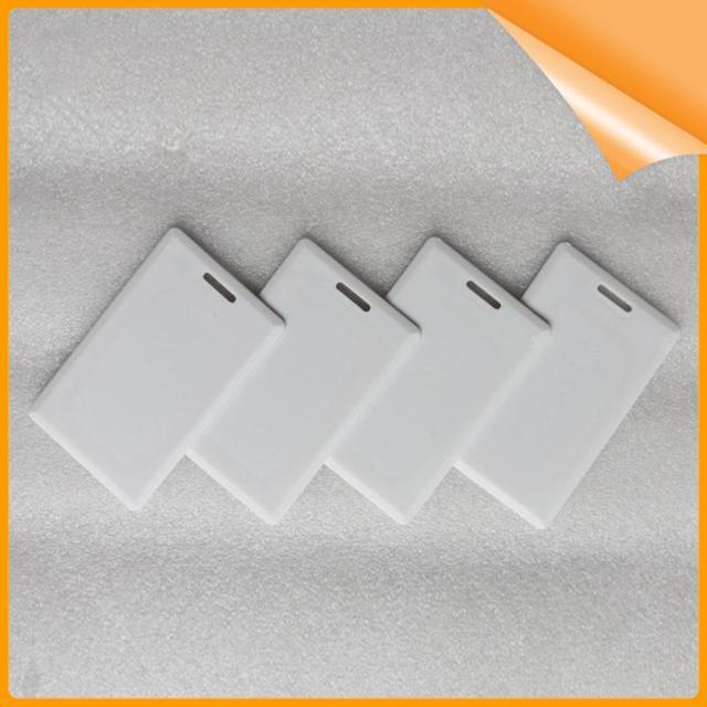 125Khz Rfid T5577 Rfid Smart Access Card Herschrijfbare Id Kopie Kaart Dikkere Sensor Kaarten Smart Card Voor Toegangscontrole