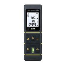 Horse dm nuovo misuratore di distanza Laser nastro di misurazione righello Laser strumenti di costruzione distanza telemetro della pagoda/Area/volume/muto