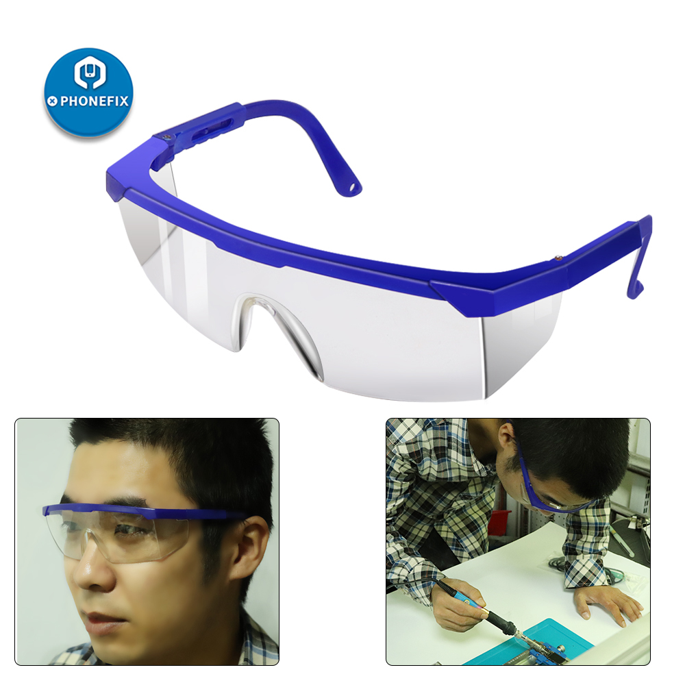 PHONEFIX 1pc Durable Protective Glasses For Phone Repair Soldering Laser Special Functional Glasses Anti-impact Weld Goggles