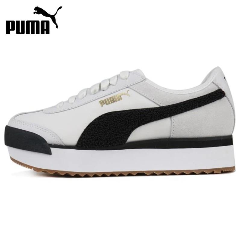 Original New Arrival PUMA Roma Amor Heritage Women's Skateboarding Shoes Sneakers