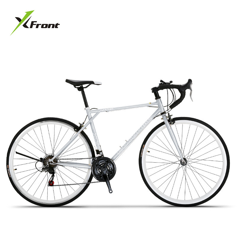 New brand Retro 27 speed racing bike 700C*49cm bike High carbon steel frame Bend bicycle cycling shaft brake road bike|Bicycle| |  - title=
