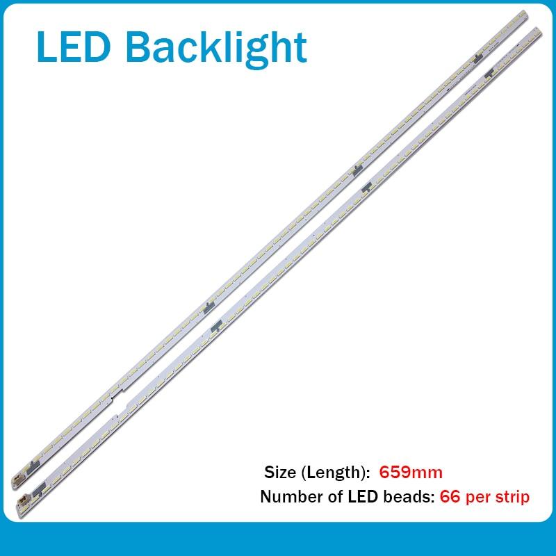 LED Backlight Strip 66 Lamp For LG 60