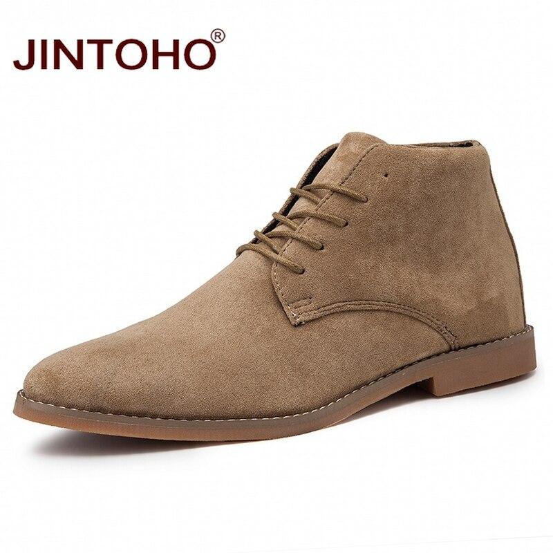 botas de invierno para hombre baratas