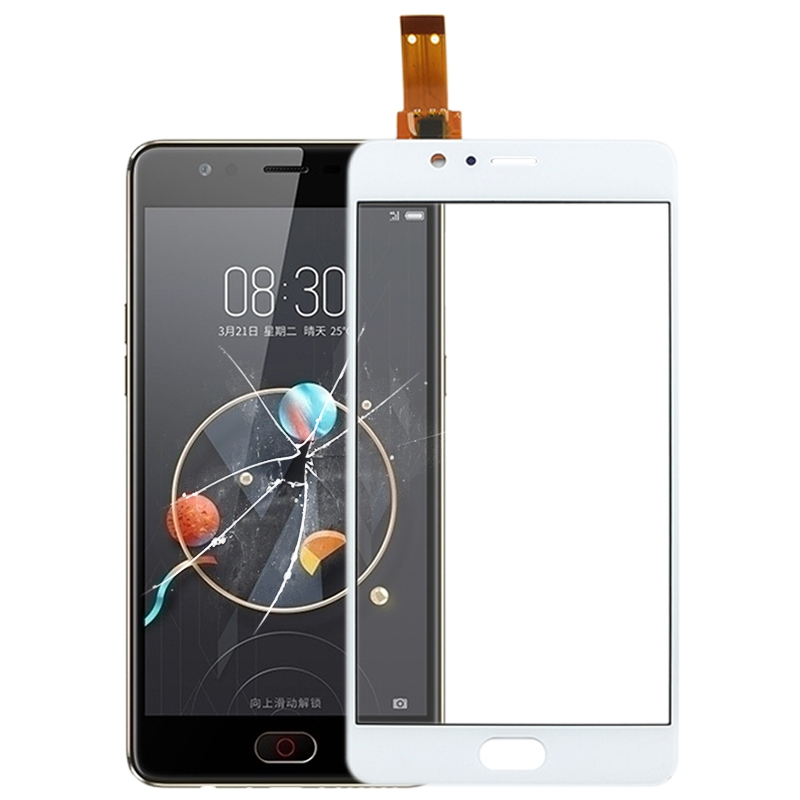 For ZTE Nubia M2 NX551J LCD Display Screen with Touch Panel Digitizer Glass Sensor Assembly(China)