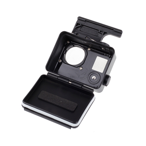 Image 4 - Black KingKong Waterproof Housings Case for GoPro Hero 4 3+ Black Action Camera Underwater Housings Case for Go Pro Accessories