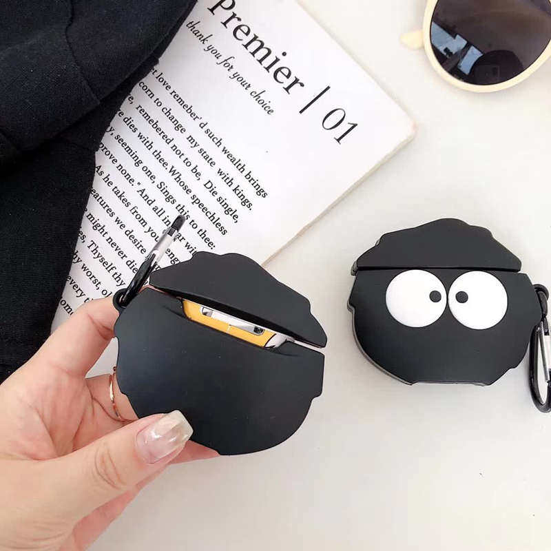 LoveRony 3D Silicone Case for AirPods Pro 40