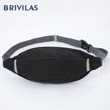 Bag Women Handbag Waist-Bags Nisex-Pack Chest Brivilas Waterproof Fashion Belly-Purse