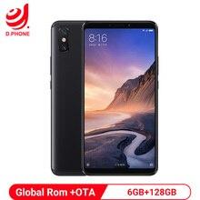 Global Rom Xiaomi Mi Max 3 6GB 128GB Mob