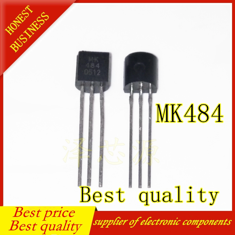 5PCS MK484 484 TO-92 NEW MINIATURE IC RECEIVER FOR AM RADIO