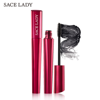 SACE LADY 4D Lash Mascara Waterproof Rimel Makeup Eyelash Extension Black Thick Lengthening Eye Lashes 2 Pcs Cosmetics Wholesale