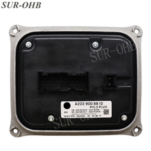 W222 LED A2229008812 Headlight PXL2 Plus HW A2229010305 Control Module SW A2229028311 Ballast for S Class X222 car replace lamps