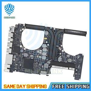 "Image 3 - Ban Đầu A1286 Cho Macbook Pro 15 ""2010 Laptop Logic Ban I7 2.66Ghz 820 2850 A 2011 2.0Ghz 820 2915 B 2012 2.3GHz"