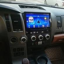 64GB Android 10.0 2Din Car Multimedia GPS For Toyota Tundra Sequoia Autoradio BT Navigation Stereo Head Unit Tape Recorder Radio