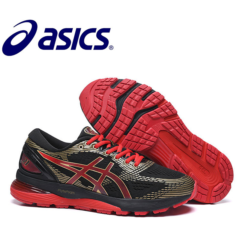 2019 NEW ASICS-Gel Nimbus 21 Men's Sneakers Shoes Asics Man's Running Shoes Sports Shoes Running Shoes Gel Nimbus 21 Mens