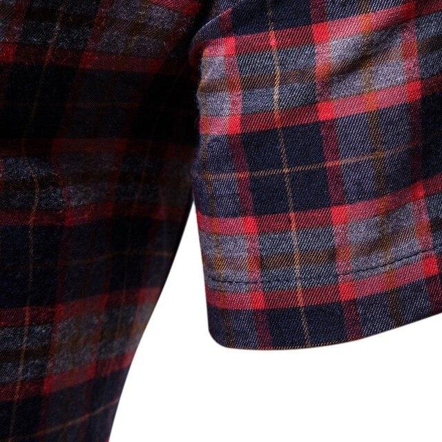 Button Down Short Sleeve Shirt 4