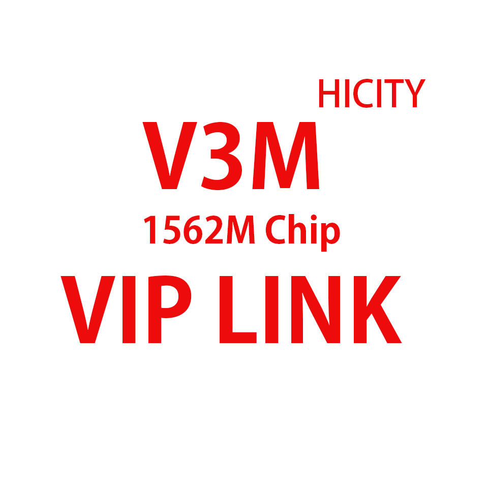 Чип VIP LINK Only HICITY V3M TWS Airoha 1562M 12D Super Bass 5-7 часов
