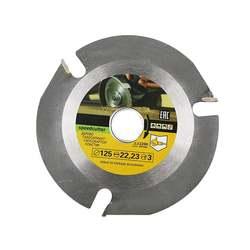 125 мм 3T Мультитул шлифовальный станок пила дисковая циркулярная пила Лезвие Из Карбида наконечником деревянный отрезной диск резьба