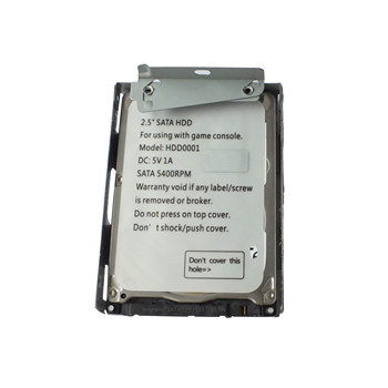 OSTENT 320GB HDD Hard Disk Drive + Mount Bracket for Sony PS3 Super Slim CECH-400X