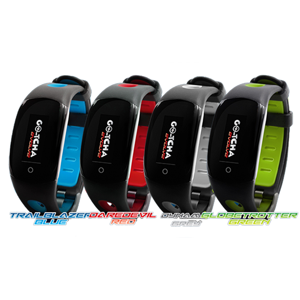 Datel Go-Tcha Evolve Smart Watch Bracelet Wristband For Pokemon Go Plus Pocket Auto Catch For Bluetooth For IOS12/Android8.0