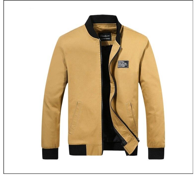 H2cb3ecded3e643aaa7f94f90d48a51cbR 2019 Men Jacket Casual Cotton Washed Retro College Baseball Workwear Business Black Vintage Coat Male Spring Autumn Jacket Men