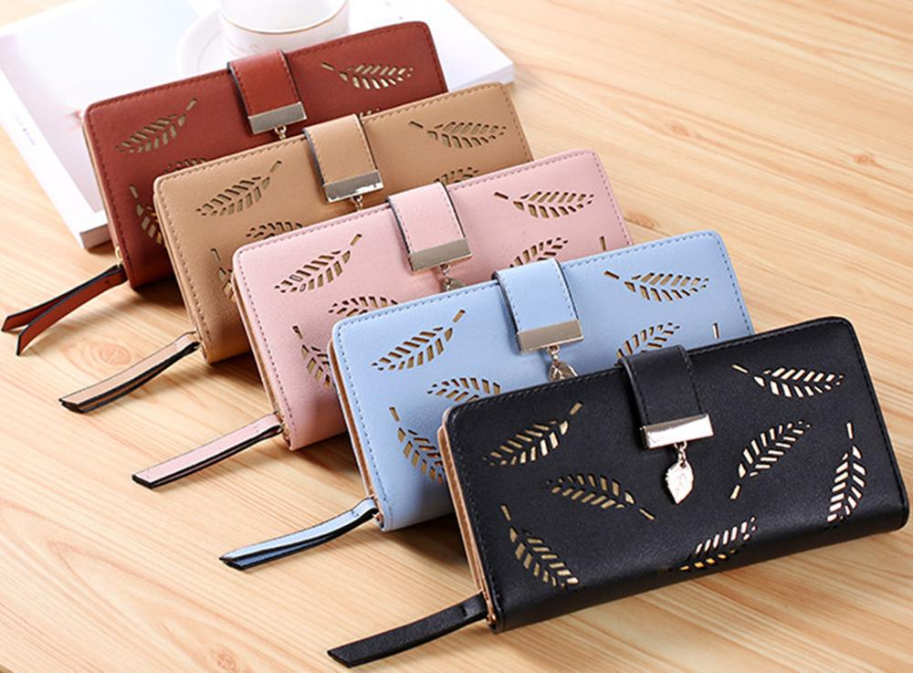 Women Luxury Wallet Purses Long Wallets For Girl Ladies Money Coin Pocket Card Holder Female Wallets Phone Clutch Bags