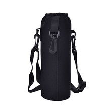 Pouch Water-Bottle-Carrier Strap Insulated-Cover-Bag-Holder Home-Accessories-Holder Convenience