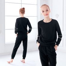 Teenage Girls Fashion Tracksuit Casual Jogging Suit Kids Two Piece Sport Outfits Clothing