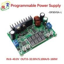 RD DP30V5A L Constant Voltage current Step down Programmable Power Supply module buck Voltage converter regulator LED display