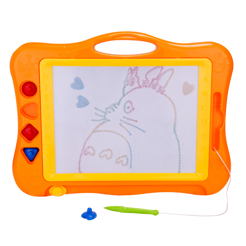 Manufacturers Direct Selling Children'S Educational Toy Magnetic Drawing Board WordPad Baby Learning Drawing Graffiti Taobao Hot