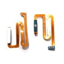 10 pz per Samsung Galaxy A12 / M12 pulsante di accensione cavo flessibile interruttore a chiave laterale ON OFF pulsante di controllo senza sensore di impronte digitali