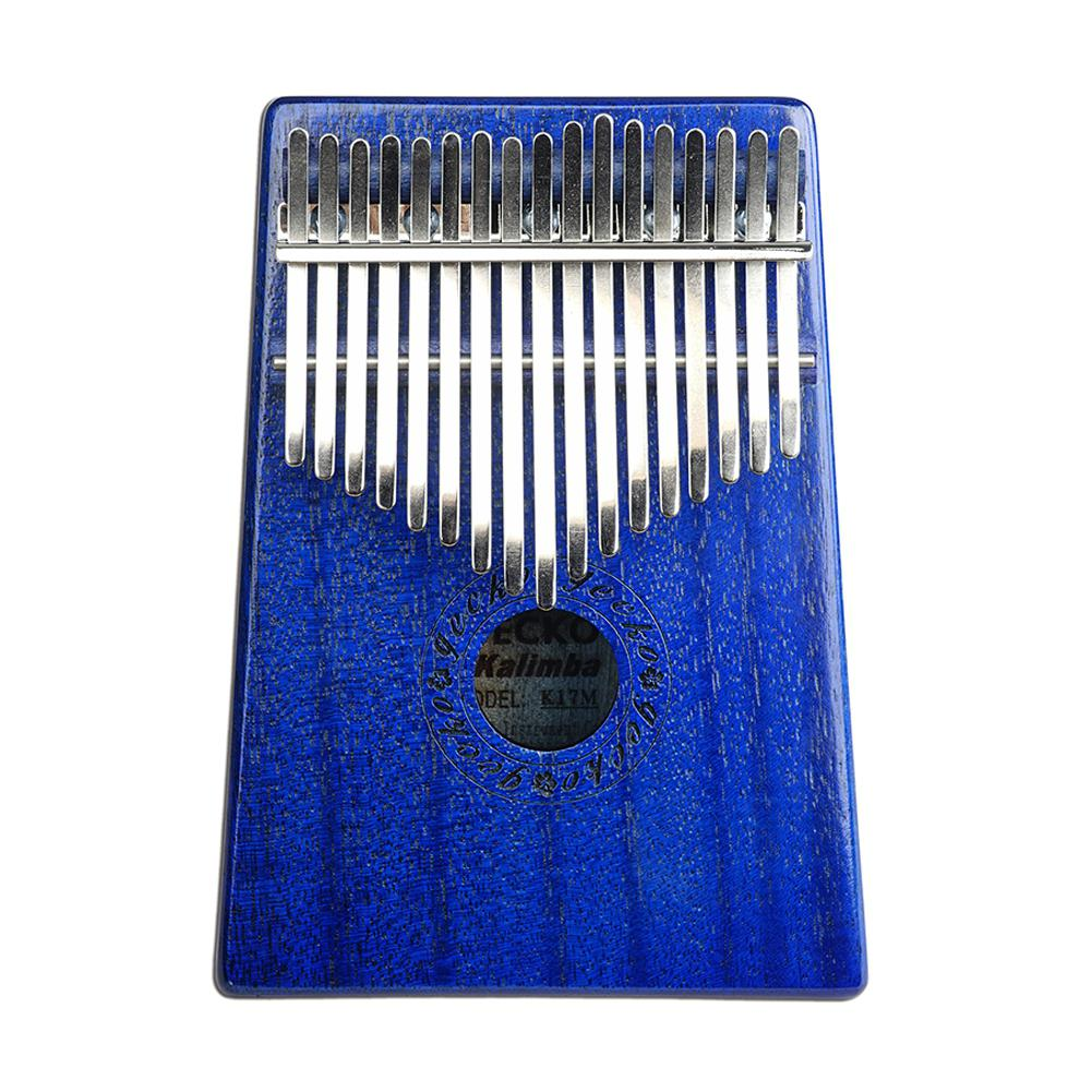 Kalimba Gecko 17 notes - Officiel