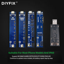 Universal Phone Battery Fast Charging and Activation Board USB Tester for iPhone iPad Samsung xiaomi China Phone Repair Tool Set(China)