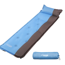 Inflatable Mat Sleeping-Mattress Ultralight Moisture-Proof Hiking Camping Single-M276