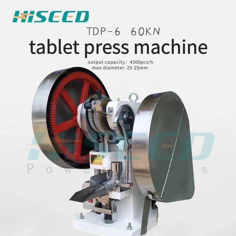 TDP-6 Automatische Einzigen Schlag Tablet Press Maschine