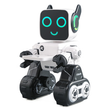 K3 Robot Intelligent Coin Bank Touch Robots Voice Recoding Interactive Robotics Assistant Kids Gifts Artificial Intelligence