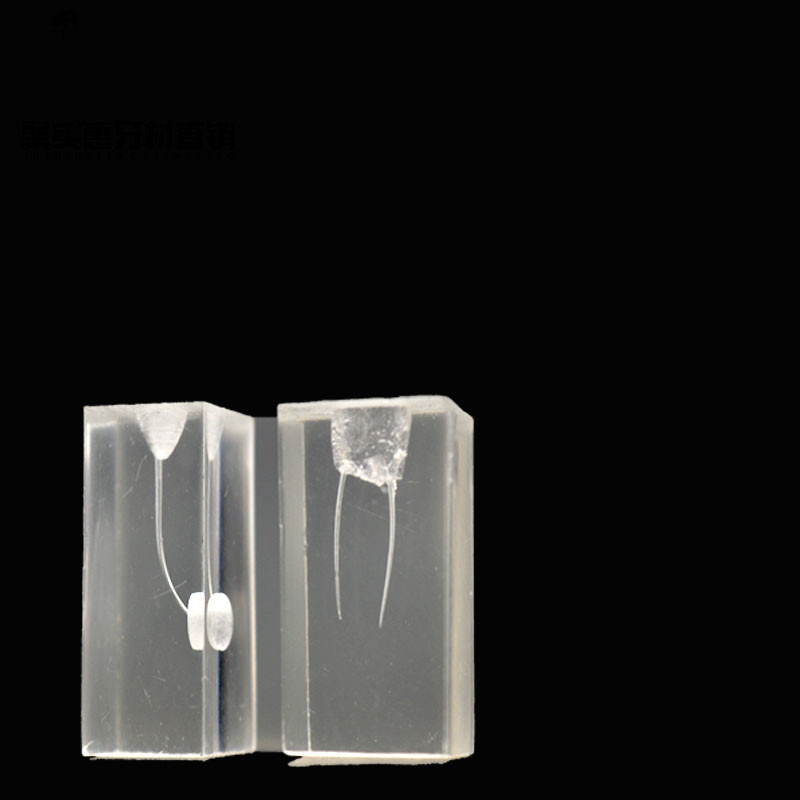 Dental Endo Training Block Endodontics Student Teaching Practice Model Dentistry Accessories