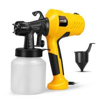 220V 400W High Pressure Electric Cake Painting Tools Spray Airbrush Spray Gun Spraying Angle and Injection Rate Can Adjust