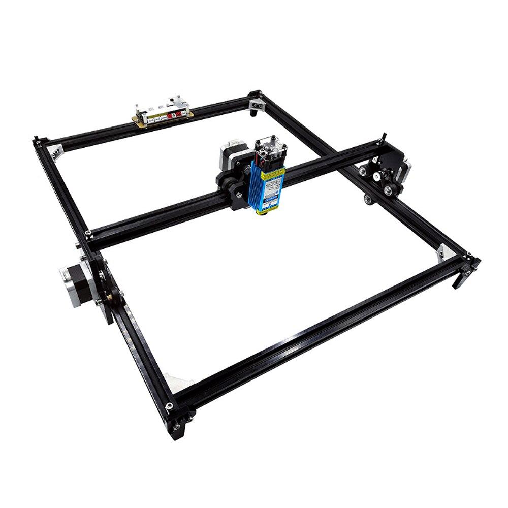 40*50cm Laser Gravur Maschine Holz Router 2 Achse DIY Desktop Laser Engraver Cutter Für Holz Metall Gravur drucker 0,5-15 W