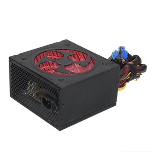 800W Gaming PC Power Supply PFC Silent Fan ATX 20+4pin 12V PC Computer SATA Gaming PC Power Supply For Intel AMD Computer