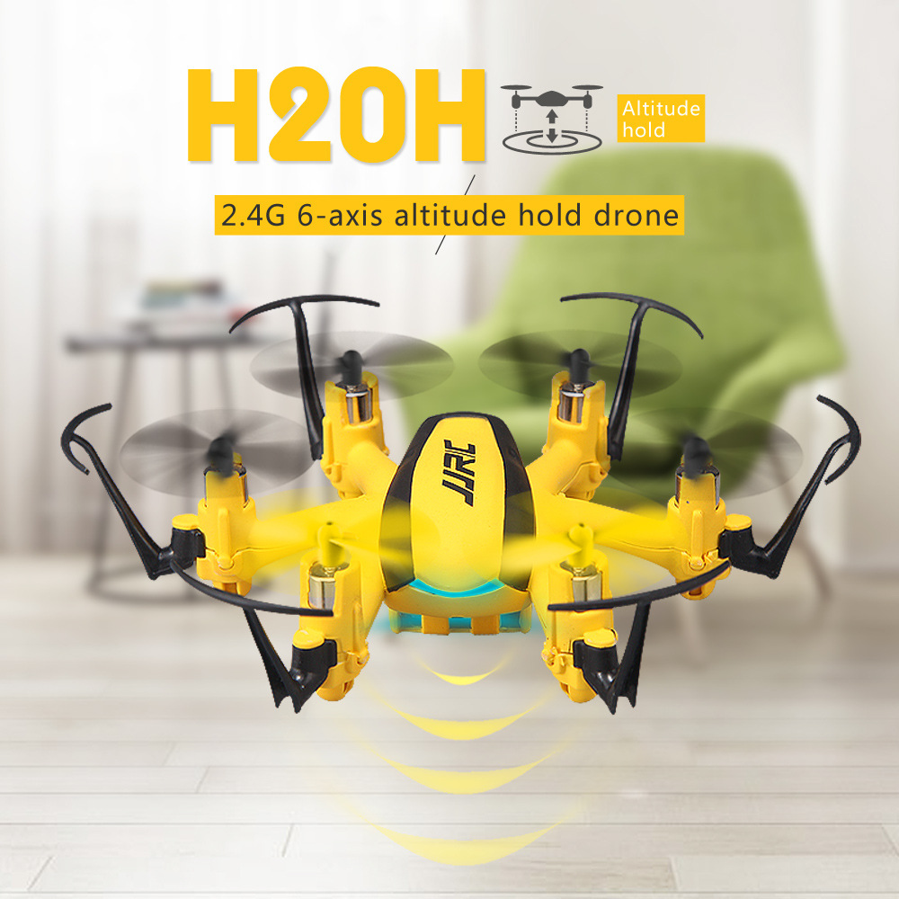 Jjrc H20h Remote Control Mini Four-axis Aircraft With High Unmanned Aerial Vehicle Packaging Hot Selling