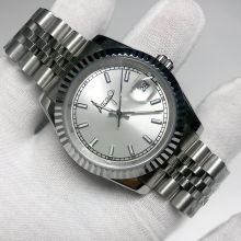 Luxury Brand Watch white dial 36mm & 40mm men and Women Automatic Mechanical Diamonds Silver Gold Datejust Watches AAA