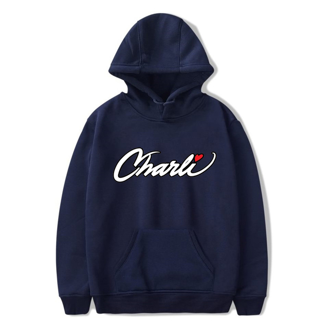 CHARLI D'AMELIO THEMED HOODIE (6 VARIAN)