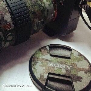 Image 3 - เลนส์ผิวรูปลอกป้องกันห่อสติกเกอร์สำหรับSony 16 35 F4 24 70 2.8GM 70 200 2.8GM F4 70 300 Anti Scratch