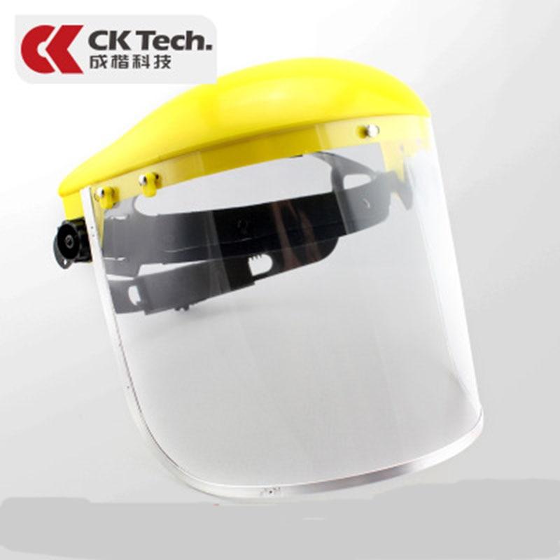 39x20x12cm transparent PVC splash proof smoke proof mask safety mask screen spare mask mask eye mask protection Masks     - title=