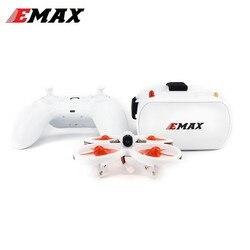 Emax Tinyhawk RTF/BNF Kit EZ drone Pilot FPV Rc Plane 4in1 ESC 37CH 25mW 600TVL 1S Racing Drone remote control aircraft 40%off
