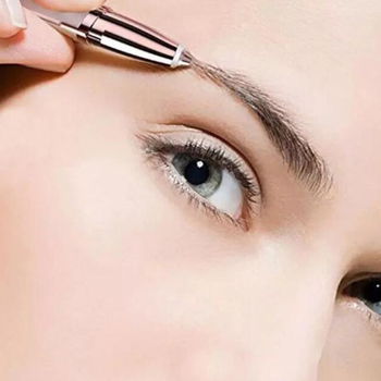 Portable Lady Electric Eyebrow Trimmer