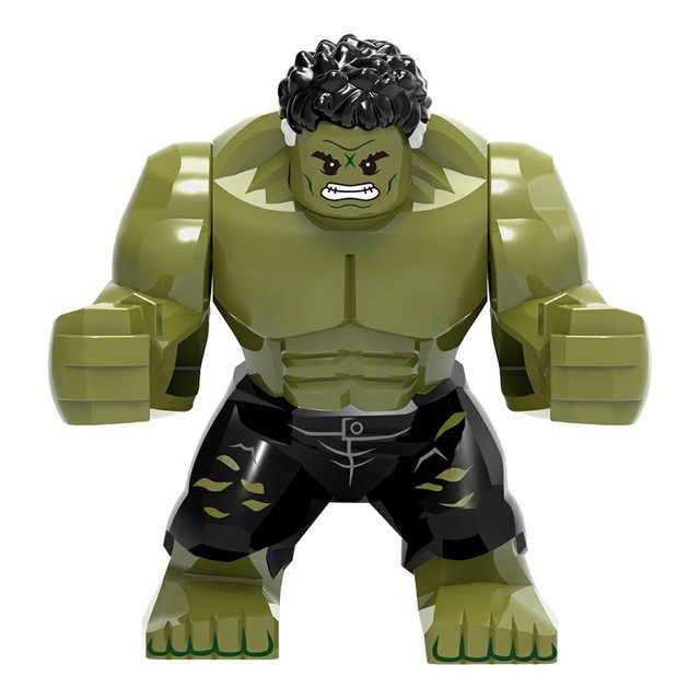 Brinquedos Corvus Glaive thanos XH1259 Super Heróis Homem De Ferro Proxima pantera Pimenta Tijolos Hulk Thor Vingadores Endgame presente Meninas brinquedos